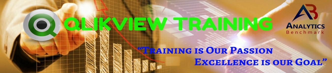 Best QlikView Online Training - Analytics Benchmark Trainings